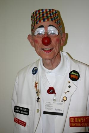 """DR Bumper """"T"""" Clown"""