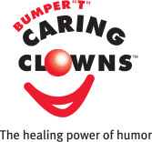 Bumper T Caring Hospital Clowns Inc., logo