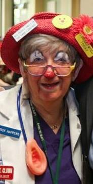 DR Teddi T Clown